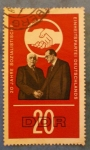 Stamps Germany -  20 años socialismo
