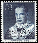 Stamps Spain -  San Antonio María Claret
