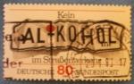 Stamps Germany -  al-kohol