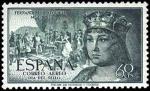 Stamps Spain -  V Centenario del nacimiento de Fernando el Católico