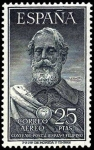 Stamps Spain -  Legazpi y Sorolla