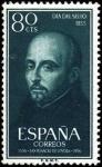 Sellos de Europa - España -  IV Centenario de la muerte de San Ignacio de Loyola