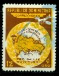 Sellos del Mundo : America : Rep_Dominicana :  XIII Conferencia sanitaria panamericana