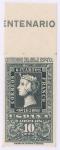 Sellos de Europa - España -  ESPAÑA 1077 Centenario del Sello español. Scott 778