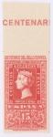 Stamps : Europe : Spain :  ESPAÑA 1078 Centenario del Sello español. Scott 779