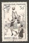 Stamps France -  baloncesto