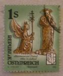 Stamps Austria -