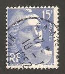 Stamps France -  886 - Marianne de Gandon