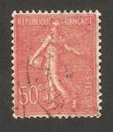 Sellos de Europa - Francia -  199 - Sembradora