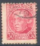 Sellos de Europa - España -  ESPAÑA 1935_687.01 Españoles ilustres (II)
