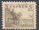 Sellos de Europa - España -  ESPAÑA 1937_816A Cifras, Cid e Isabel la Católica