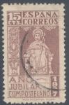 Sellos de Europa - España -  ESPAÑA 1937_833.01 Año Santo Compostelano