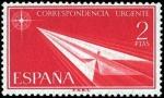 Stamps Spain -  Alegorías