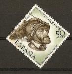 Stamps Spain -  IV Centenario de la muerte de Carlos I.