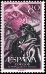 Stamps Spain -  XX Aniversario del Alzamiento Nacional