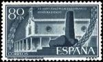 Stamps Spain -  XX Aniversario de la exaltación del General Franco a la Jefatura del Estado