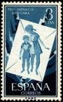 Sellos de Europa - España -  Pro infancia húngara