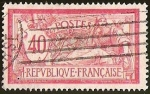 Stamps France -  ALLEGORICAL SUBJECT -  POSTES