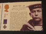 Stamps United Kingdom -  Condecoraciones: Boy