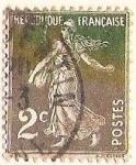 Stamps France -  SEMBRADORA - POSTES