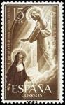 Stamps Spain -  Centenario de la fiesta del Sagrado Corazón de Jesús
