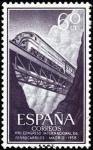 Stamps Colombia -  XVII Congreso Internacional de Ferrocarriles