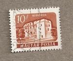 Sellos de Europa - Hungría -  Kisvarda