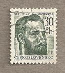Stamps Czechoslovakia -  Stanislav Sucharda