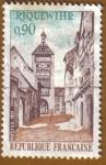 Stamps France -  RIQUEWIHR