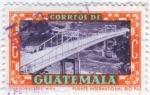 Stamps Guatemala -  Puente Internacional La Paz