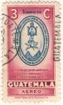 Sellos de America - Guatemala -  Congreso Latinoamericano Universitario