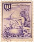 Sellos de America - Guatemala -  Homenaje al Ejercito Nacional