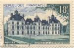 Stamps France -  Chateaux de la Loire : Cheverny