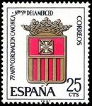 Sellos del Mundo : Europa : España : E1521 - Ntra Sra de la Merced