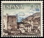 Sellos del Mundo : Europa : España : E1541 - Potes (Santander)