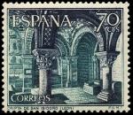 Sellos del Mundo : Europa : España : 1543 - Cripta de San Isidoro (León)
