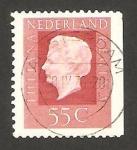 Sellos de Europa - Holanda -  1035 a - Reina Juliana
