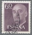 Sellos de Europa - España -  ESPAÑA 1955-6_1150 General Franco (1892-1975).