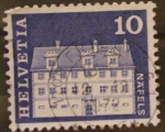 Sellos de Europa - Suiza -  nafels
