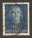 Stamps : America : Netherlands_Antilles :  reina juliana