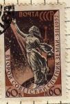 Stamps Europe - Estonia -  Alegoria