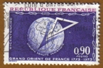 Stamps France -  GRANT ORIENT 1777-1973