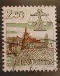Sellos de Europa - Suiza -