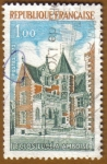 Stamps France -  LECLOS LUCE A AMBOISE
