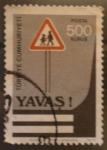 Stamps Turkey -  señales