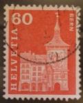 Sellos de Europa - Suiza -  bern