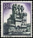 Sellos del Mundo : Europa : España : E1741 - Castillo de Butrón (Vizcaya)