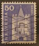 Sellos de Europa - Suiza -  basel