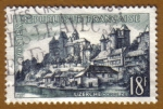 Stamps France -  UZERCHE Correze