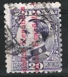 Stamps : Europe : Spain :  597 Alfonso XIII. Republica española (2).